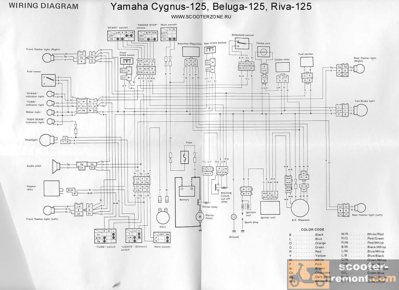 Схема электронного зажигания для лодочных моторов