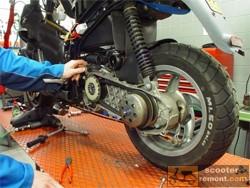Звонкий стук при перегазовке скутер хонда автомобиль в обмен на строительство волгоград