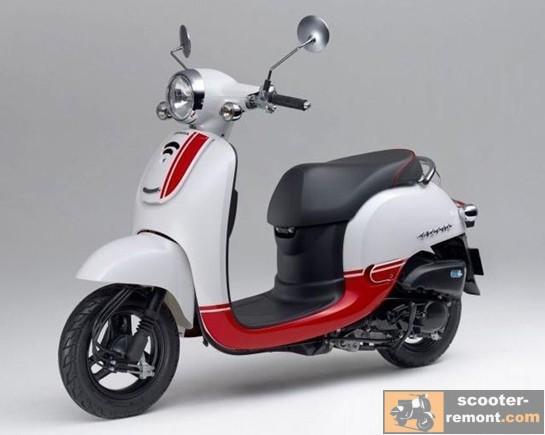 Honda Giorno Sport
