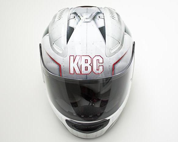 Шлемы kbc