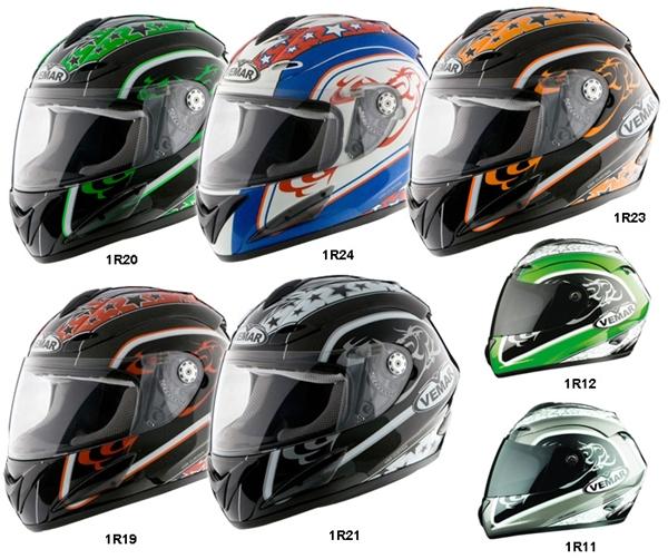 Шлемы vemar