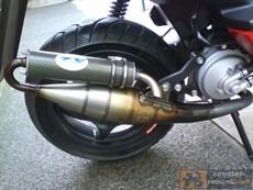 Тюнинг двухтактного скутера