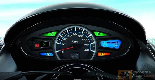 Приборная панель Honda PCX 150