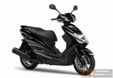 Новые скутеры Yamaha Cygnus X XC125
