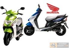 Производство скутеров Honda в индии