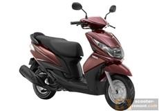 Скутер Yamaha Ray завоевал награду в Индии