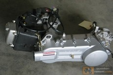 Двигатель китайского скутера