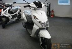 Презентация скутера Peugeot Kisbee 100