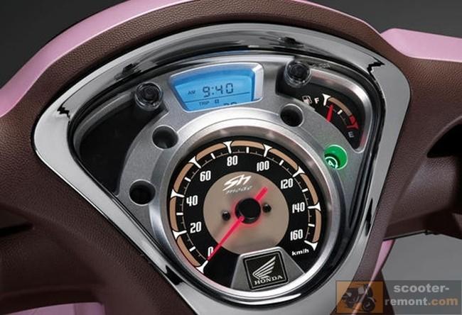 Приборная панель Honda SH 125 Mode