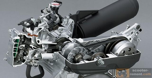 Двигатель Хонда Dunk
