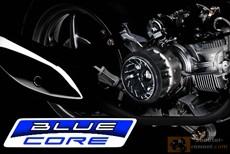 Двигатель BLUE CORE для скутера
