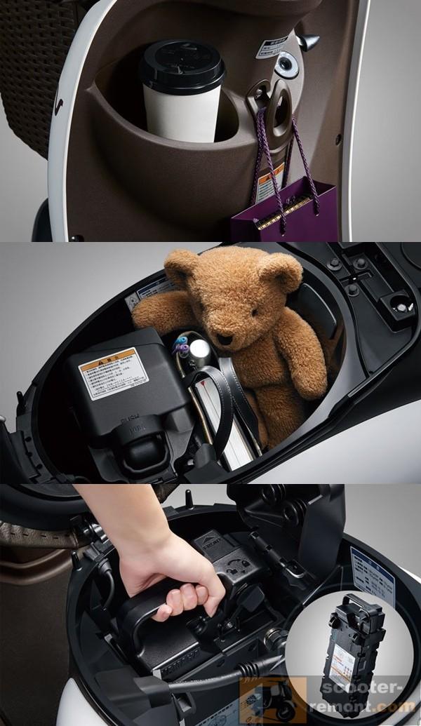 Аккумулятор Yamaha e-Vino
