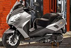 Новинка 2014 года - Peugeot Satelis 2 400i
