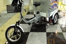 Презентация скутера Kaito