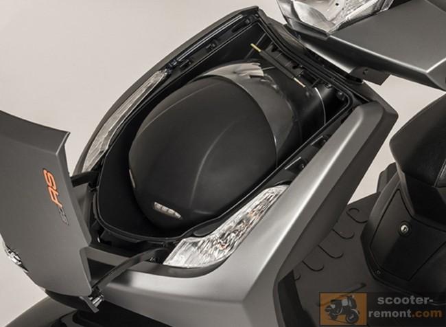 Передний багажник Пежо Vivacity-RS