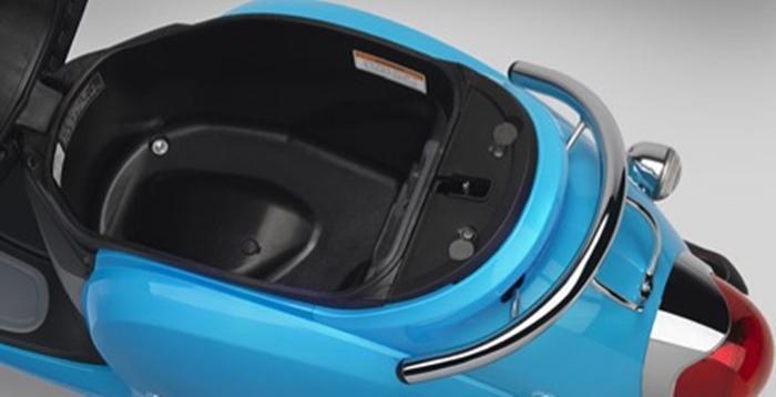 Багажник Honda Metropolitan 2016