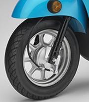 Тормозная система Honda Metropolitan 2016