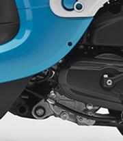 Вариатор Honda Metropolitan 2016