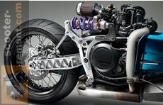 Новый скутер PiperMoto J Series