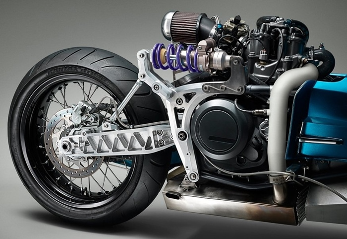 Двигатель скутера PiperMoto J Series