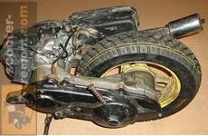 Двигатель сузуки сепиа с карбюратором
